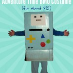 How to Make an Adventure Time BMO Costume (for about $10)