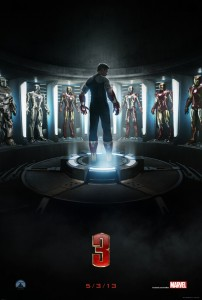Just Released! Marvel's Iron Man 3 Movie Trailer