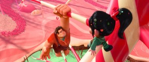 Wreck-It Ralph Movie Clip: Ralph meets Vanellope