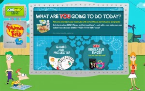 disney free games for kids phineas and ferb