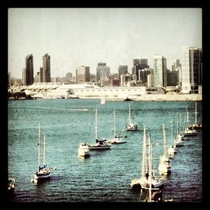 Wordless Wednesday: San Diego Bay