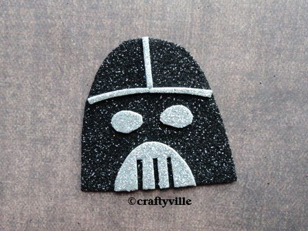 20 star wars craft ideas comic con family for Star wars arts and crafts