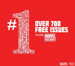 Free Comics: Marvel Comics offers over 700 comic book downloads