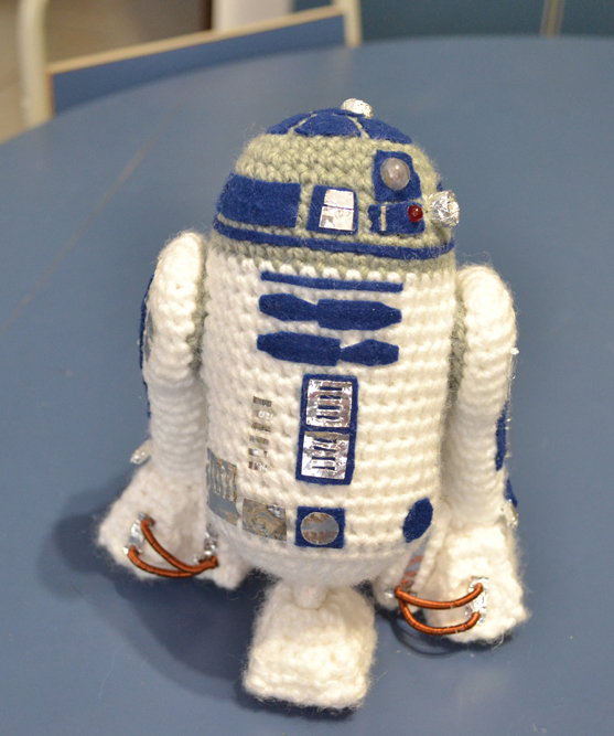 Free Crochet Patterns Amigurumi Star Wars : 20+ Star Wars Craft Ideas - Comic Con Family