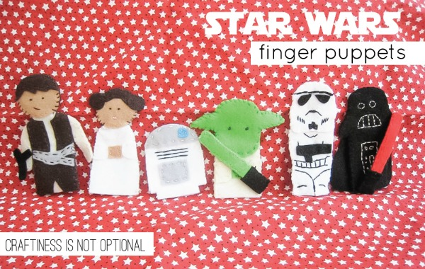 20 Star Wars Craft Ideas Comic Con Family