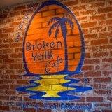 broken yolk