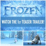Watch the 1st Trailer from Disney's Frozen!
