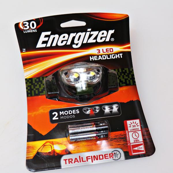 Energizer Headlights