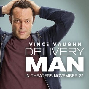 Watch the Delivery Man Trailer – starring Vince Vaughn