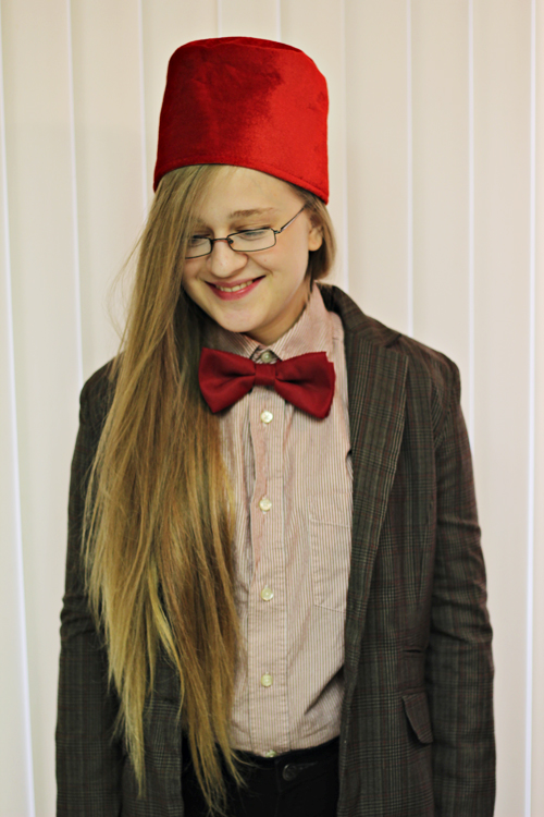 Doctor Who: The Eleventh Doctor cosplay