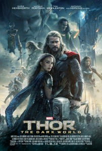 New Marvel's Thor: The Dark World Movie Poster