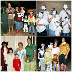 5 Family Costume Ideas for Halloween