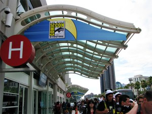 Hall H at San Diego Comic-Con #wordlesswednesday