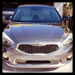 Comikaze Road Trip! Our 2014 Kia Cadenza Test Drive