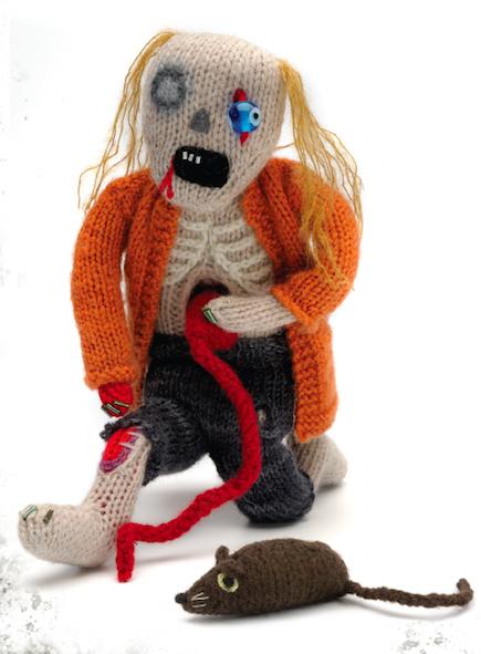 zombie knit pattern