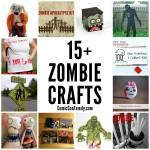 15+ Zombie Crafts