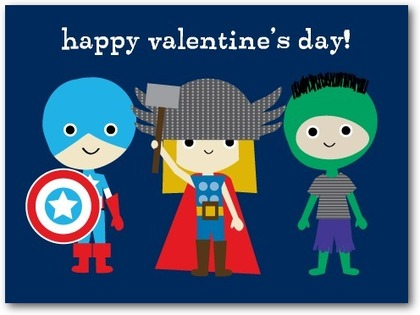 15 Pop Culture Valentines Day Cards for Kids Comic Con Family – San Valentin Day Cards