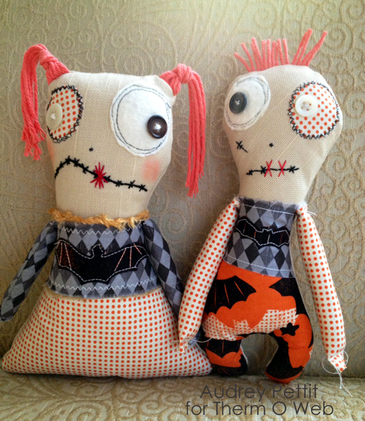 blend his and hers zombie dolls