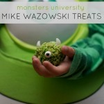 25+ Monsters University Movie Night Treats