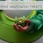 25+ Monsters University Movie Night Treats