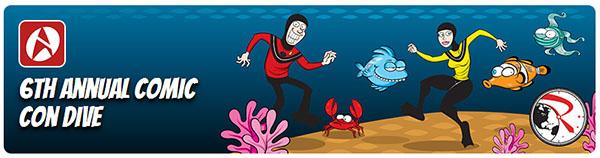 Comic-Con Dive