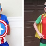 10+ Best Superhero Costumes (that you can make yourself)