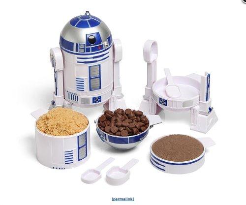 Star Wars R2-D2 Measuring Cups