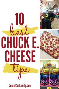 The 10 Best Chuck E. Cheese Tips for Families