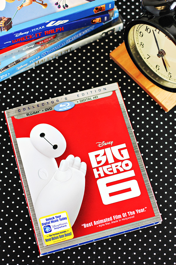 Disney's Big Hero 6 Movie Night