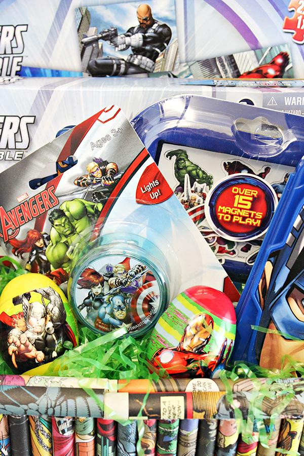 Avengers Easter Basket 22