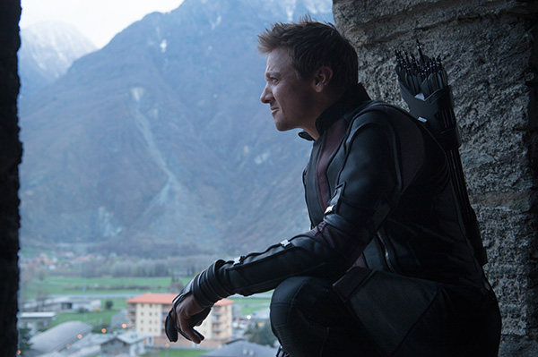 Marvel's Avengers: Age of Ultron - More of Hawkeye / Clint Barton