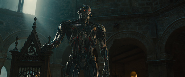 Marvel's Avengers: Age Of Ultron - James Spader as Ultron