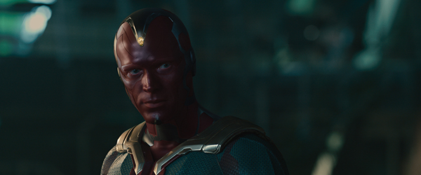 Avengers: Age of Ultron - Introducing....Vision