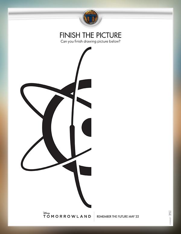 Free Kids Printable: Disney's TOMORROWLAND Activity Sheets & Games ...