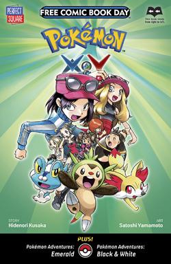 Free Pokemon Comic Book