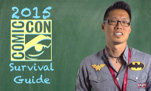 San Diego Comic-Con Tips (#SDCC Survival Guide 2015)