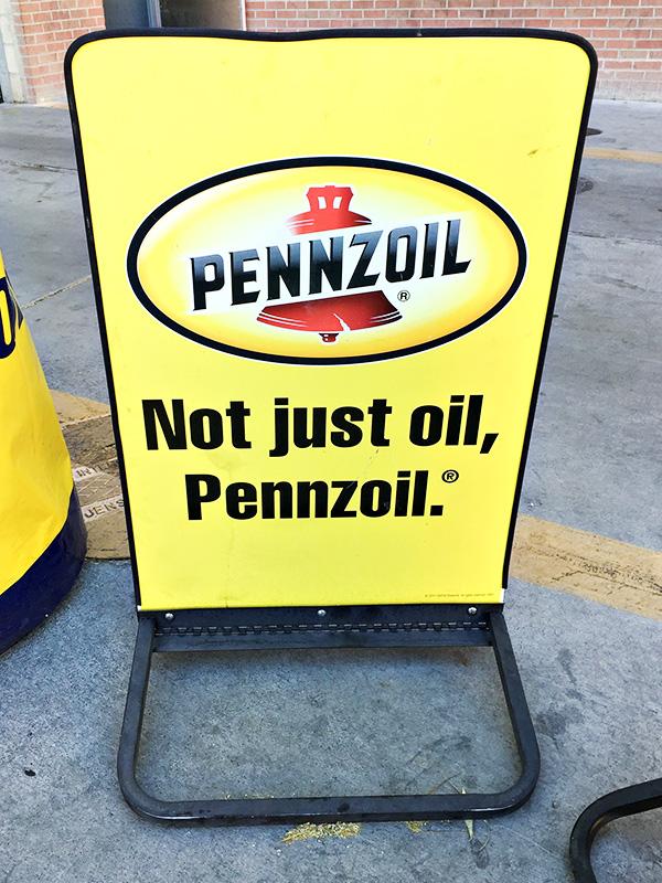 Pennzoil at Walmart