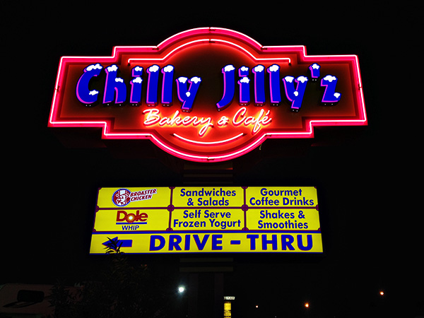 Chilly Jilly's in Boulder City, NV