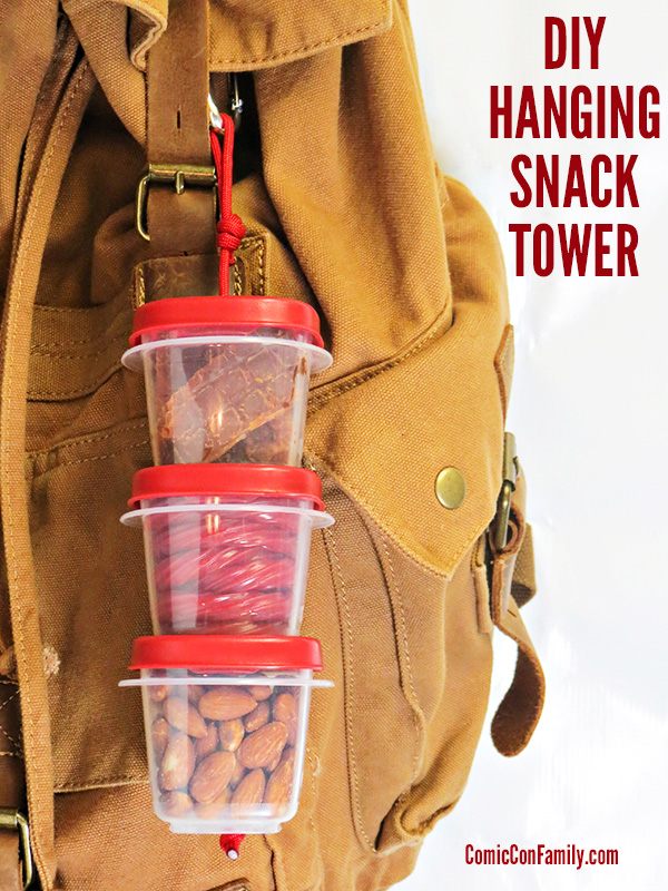 Hanging Snack Tower