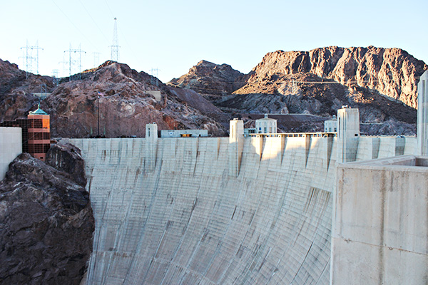 Visiting Hoover Dam 23