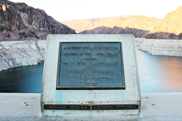 Visiting Hoover Dam