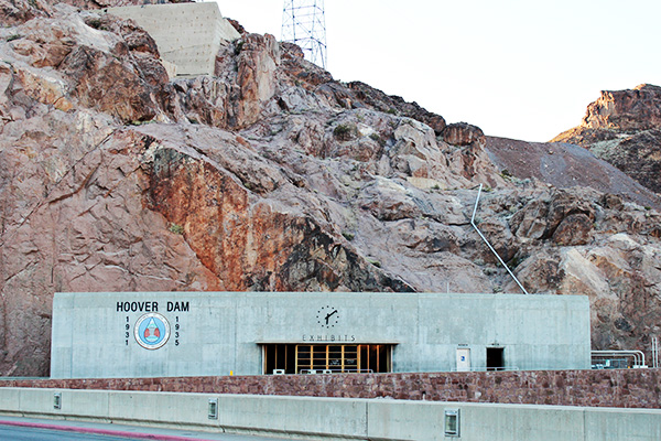Visiting Hoover Dam 32