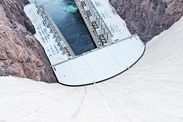 Visiting Hoover Dam 36