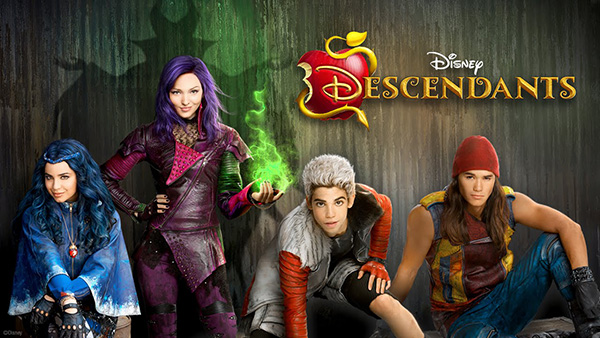Disney's Descendants Characters