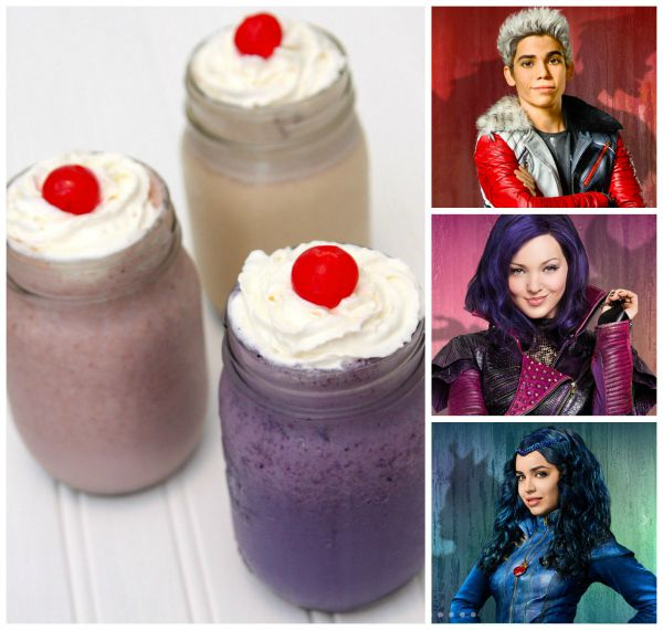 Meet the Descendants Milkshake Movie Night