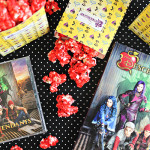 Disney's Descendants Printable Popcorn Box with Wicked Apple Popcorn