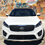 Anniversary Road Trip in the 2016 Kia Sorento SXL