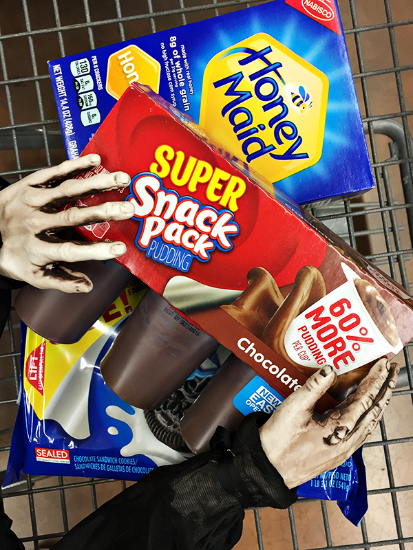 Snack Pack Pudding Cups at Walmart