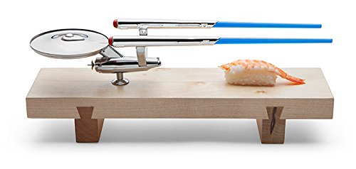 Star Trek USS Enterprise Sushi Set