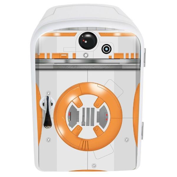Star Wars BB8 4Liter Mini Fridge